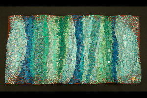 Kim Emerson Mosaic_Rough Waters