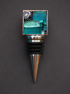 mosaic-wine-stopper-by-annette